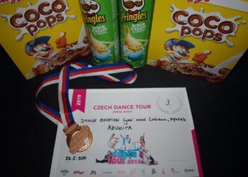 MČR Czech Dance Tour – 26.5.2019 Praha